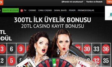 Betboo Casino Ve Canlı Casino
